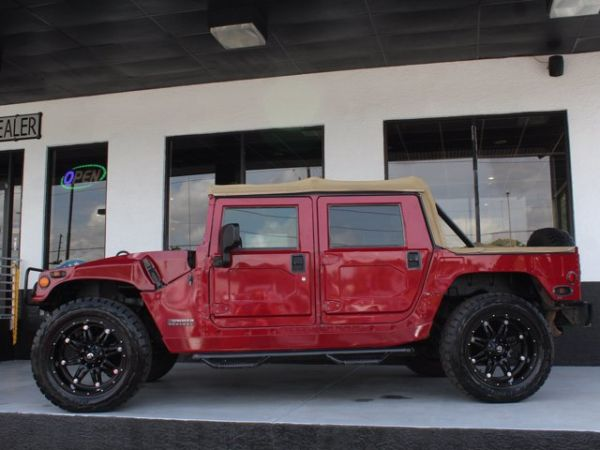 2001 AM General Hummer in New Port Richey, FL