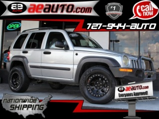 Used Jeep Liberty For Sale >> Used 2002 Jeep Libertys For Sale Truecar