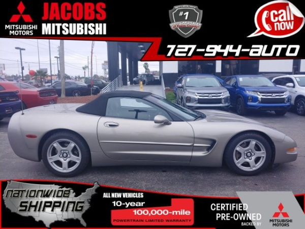1999 Chevrolet Corvette in New Port Richey, FL