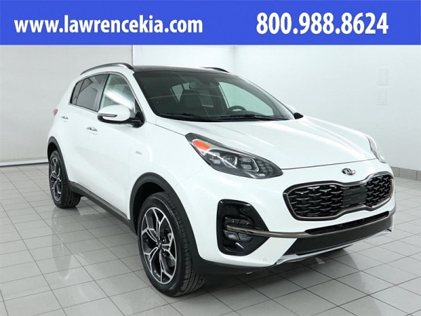 2020 Kia Sportage in Lawrence, KS