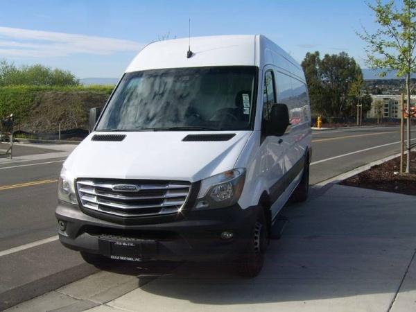 2015 Freightliner Sprinter Cargo Van in Hayward, CA