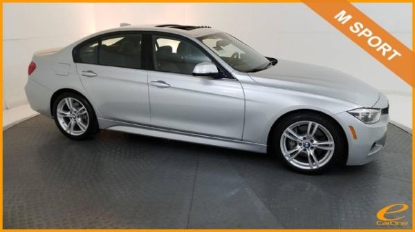 2016 BMW 3 Series in Carrollton, TX