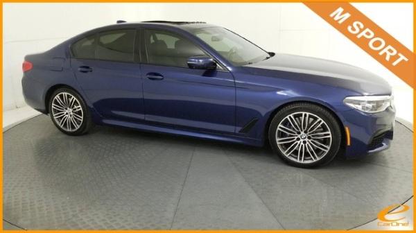 2019 BMW 5 Series in Carrollton, TX