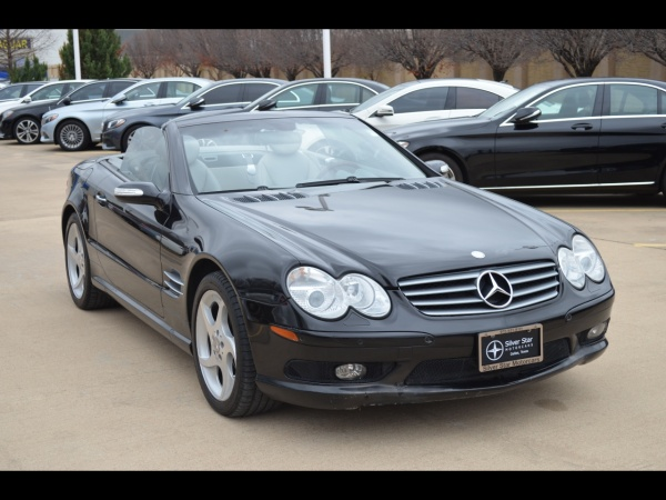 2004 Mercedes-Benz SL in Dallas, TX
