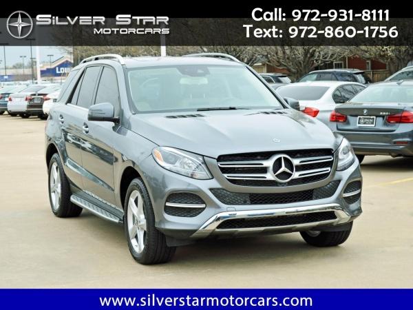 2018 Mercedes-Benz GLE in Dallas, TX
