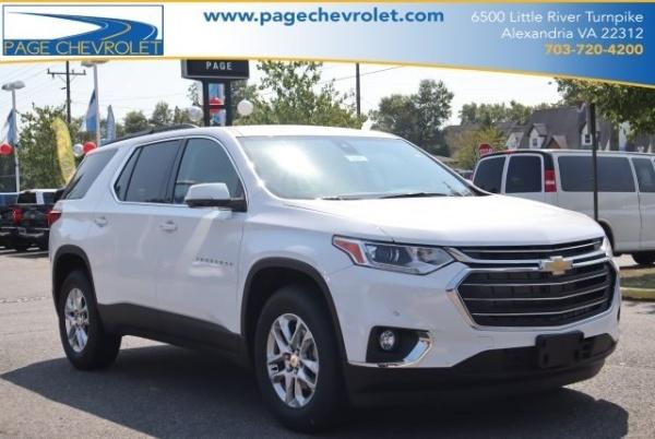 2020 Chevrolet Traverse in Alexandria, VA