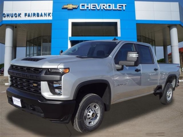 2020 Chevrolet Silverado 2500HD in Desoto, TX