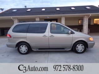 2001 Toyota Sienna Le For In Plano Tx