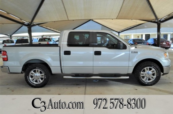 2008 Ford F-150 in Plano, TX