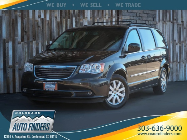 2015 Chrysler Town & Country in Centennial, CO