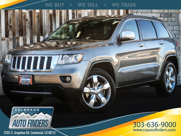 2013 Jeep Grand Cherokee in Centennial, CO