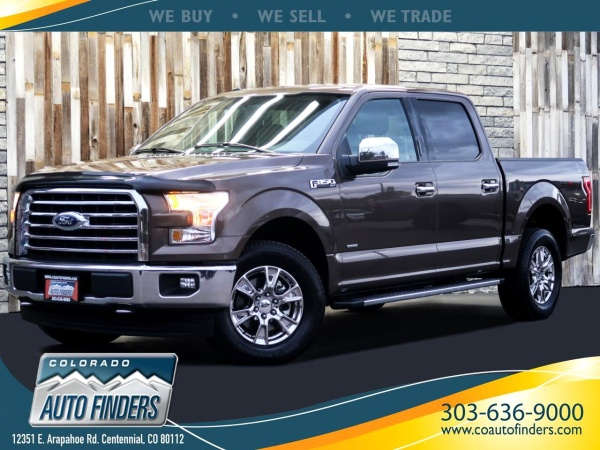 2017 Ford F-150 in Centennial, CO