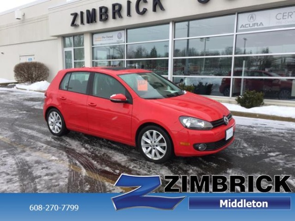2011 Volkswagen Golf in Middleton, WI