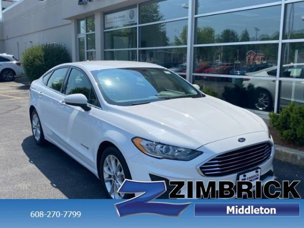 2019 Ford Fusion in Middleton, WI