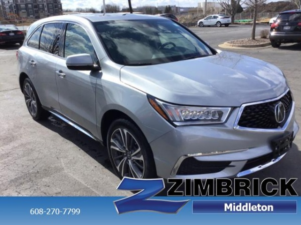 2020 Acura MDX in Middleton, WI