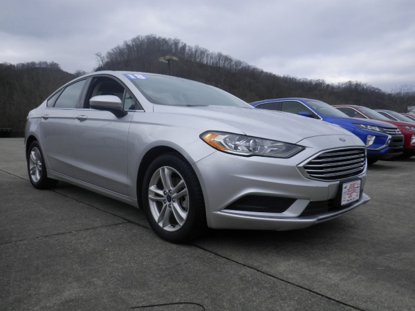 2018 Ford Fusion In Pikeville Ky