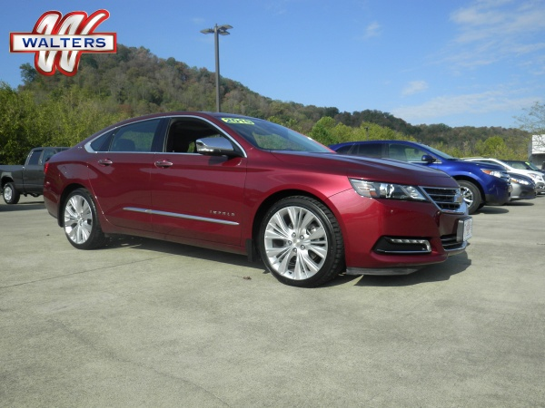2016 Chevrolet Impala in Pikeville, KY