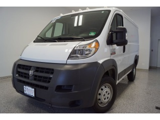 2016 Ram Promaster Cargo Van 1500 Low Roof 118 Wb For In Union City