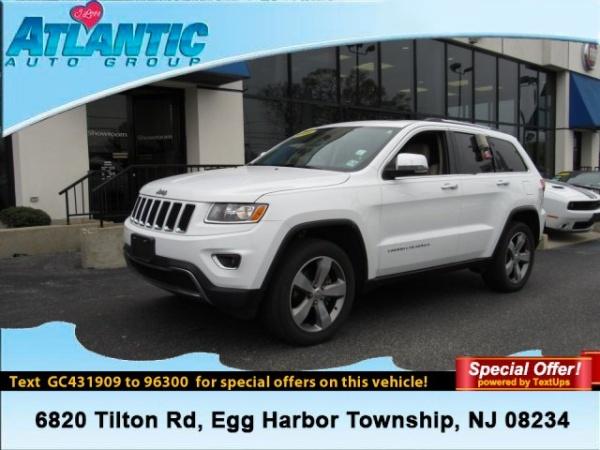 2016 Jeep Grand Cherokee in Egg Harbor Township, NJ