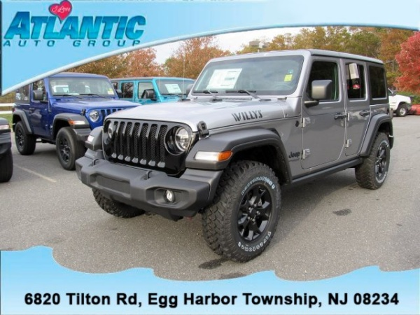 2020 Jeep Wrangler in Egg Harbor Township, NJ
