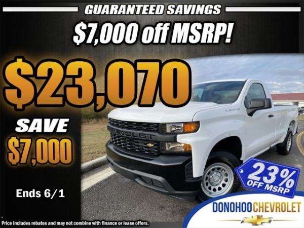 2020 Chevrolet Silverado 1500 in Fort Payne, AL
