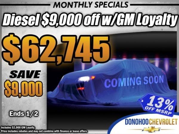 2020 Chevrolet Silverado 2500HD in Fort Payne, AL