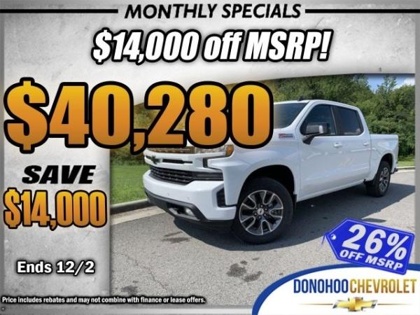 2019 Chevrolet Silverado 1500 in Fort Payne, AL