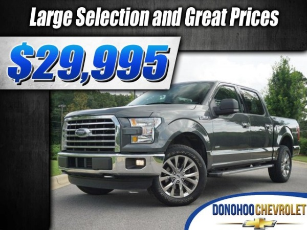 2016 Ford F-150 in Fort Payne, AL