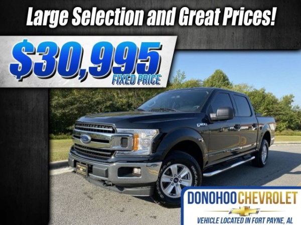 2018 Ford F-150 in Fort Payne, AL