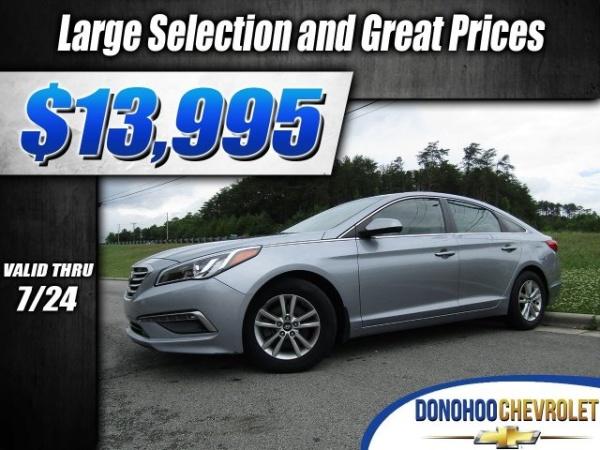 Used Hyundai Sonata For Sale In Chattanooga Tn U S