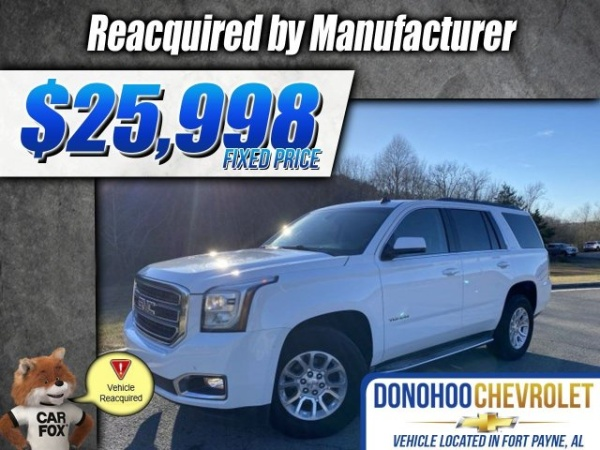 2015 GMC Yukon in Fort Payne, AL