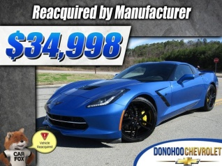 Used Chevrolet Corvette Stingray For Sale Search 374 Used Corvette