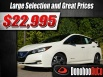 2018 Nissan LEAF SV for Sale in Pelham, AL