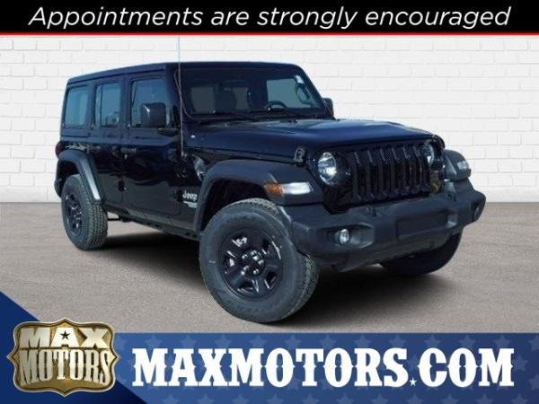 2018 Jeep Wrangler in Butler, MO