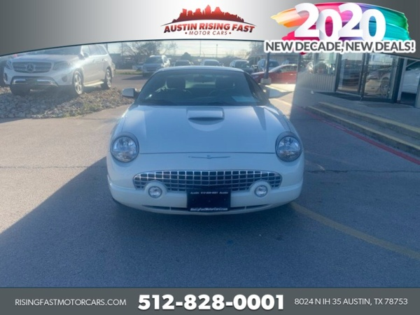 2002 Ford Thunderbird in Austin, TX
