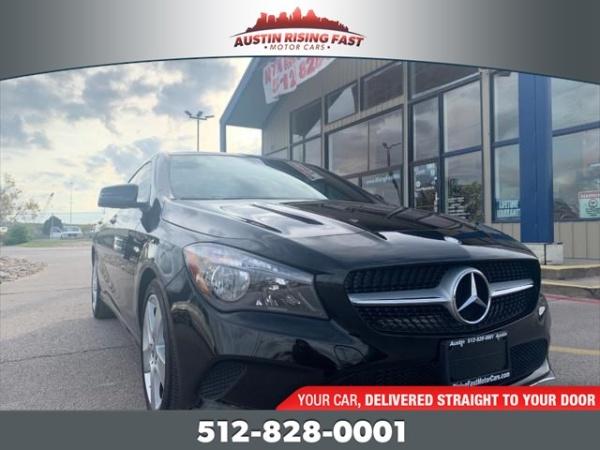 2017 Mercedes-Benz CLA in Austin, TX