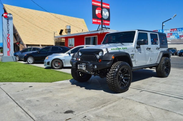 2012 Jeep Wrangler Call of Duty MW3