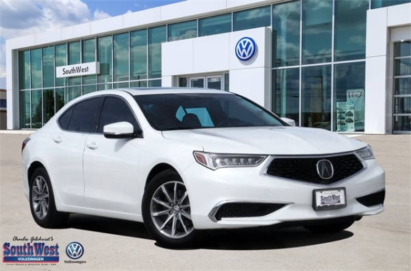 2018 Acura TLX in Weatherford, TX