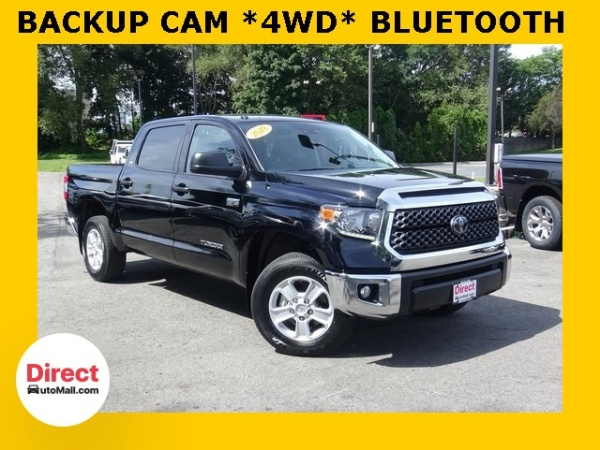 2018 Toyota Tundra Sr5 Crewmax 5 5 Bed 5 7l V8 4wd For