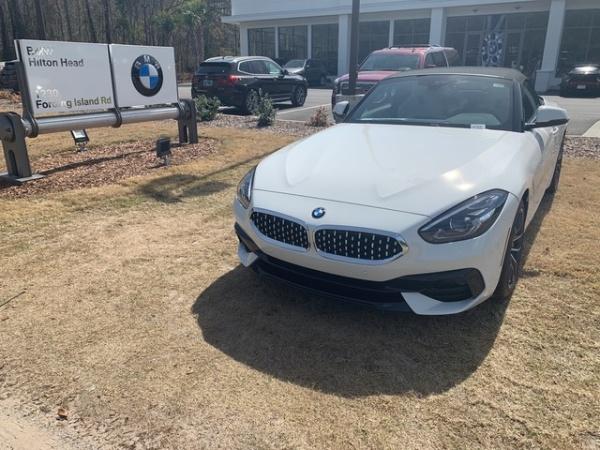 2020 BMW Z4 in Bluffton, SC