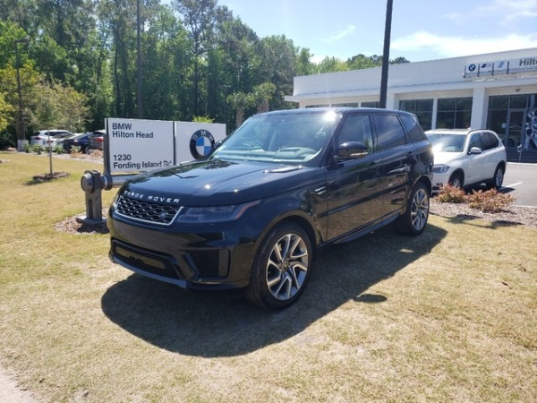 2018 Land Rover Range Rover Sport in Bluffton, SC