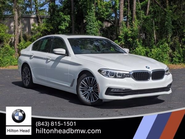 2018 BMW 5 Series in Bluffton, SC