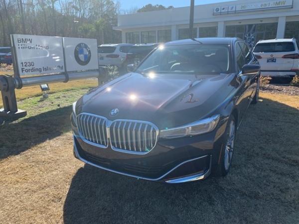 2020 BMW 7 Series in Bluffton, SC