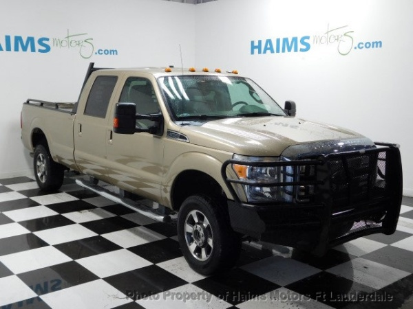 2012 Ford Super Duty F-350 in Lauderdale Lakes, FL