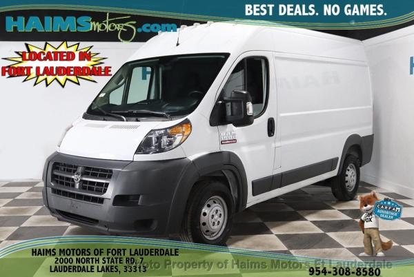 2018 Ram ProMaster Cargo Van in Lauderdale Lakes, FL