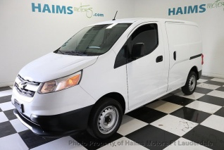 4a5cccb80c 2015 Chevrolet City Express Cargo Van LS for Sale in Lauderdale Lakes