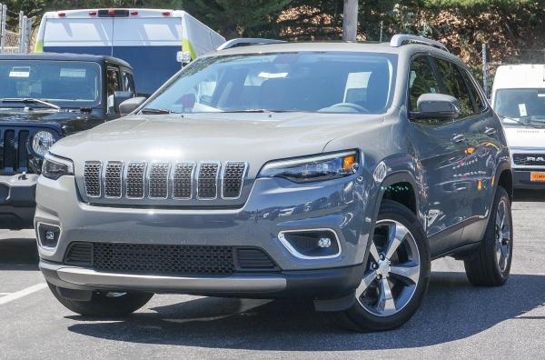 2019 Jeep Cherokee in Colma, CA