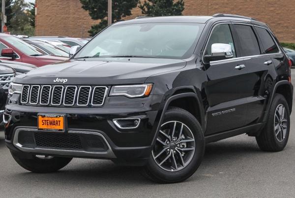 2019 Jeep Grand Cherokee in Colma, CA