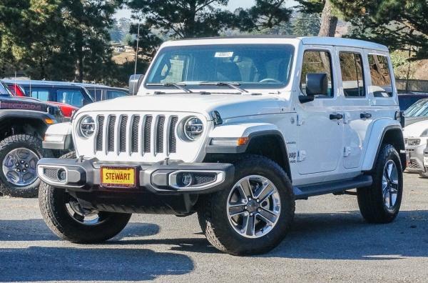 2020 Jeep Wrangler in Colma, CA