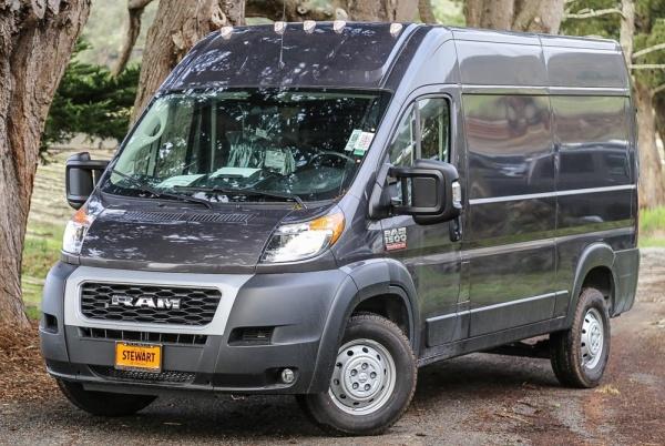 2020 Ram ProMaster Cargo Van in Colma, CA